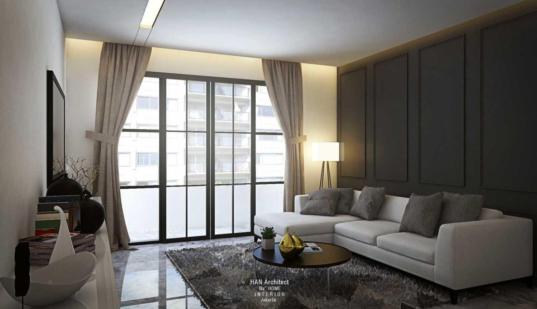 Han Architect Kc11 Jakarta Jakarta Living-02 Kontemporer 28054