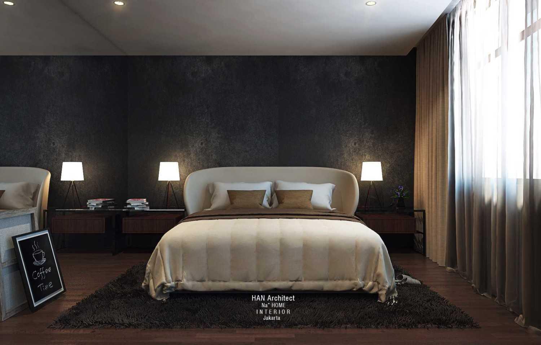 Han Architect Kc11 Jakarta Jakarta Masterbedroom-02 Kontemporer 28055