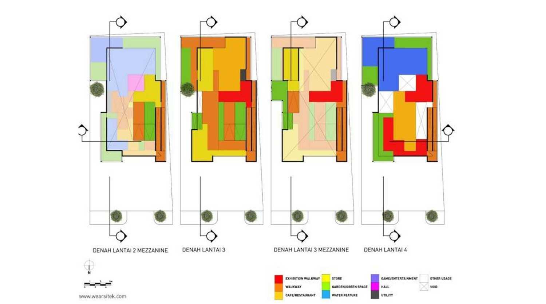We Arsitek Lembong Land By We Arsitek Bandung, West Java, Indonesia Bandung, West Java, Indonesia 7  37242