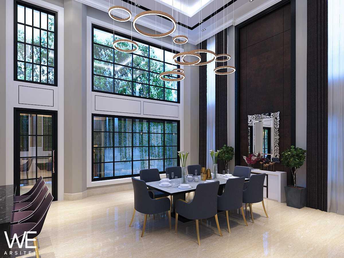 We Arsitek Grand City Residence - Tropical Contemporary Medan, Kota Medan, Sumatera Utara, Indonesia Medan, Kota Medan, Sumatera Utara, Indonesia Dining Area  45737