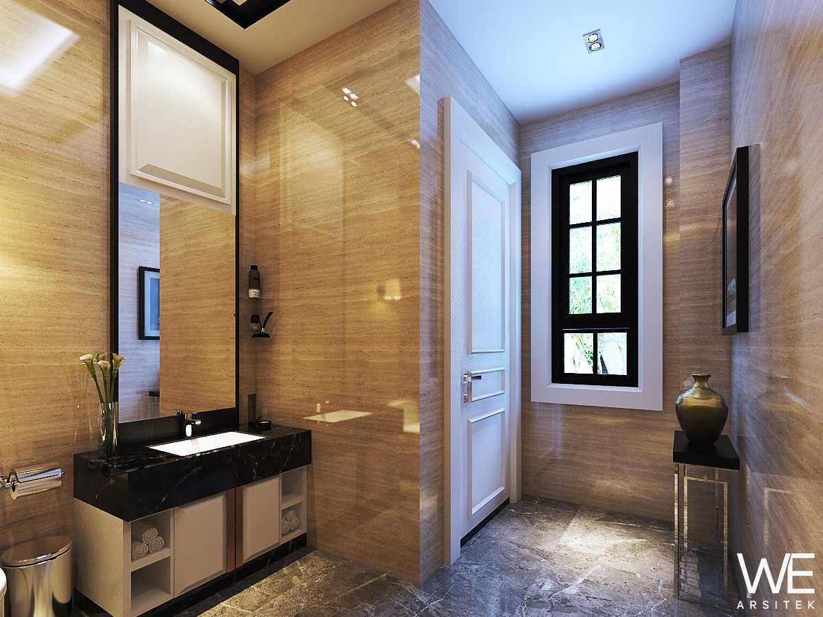 We Arsitek Grand City Residence - Tropical Contemporary Medan, Kota Medan, Sumatera Utara, Indonesia Medan, Kota Medan, Sumatera Utara, Indonesia Bathroom  45742