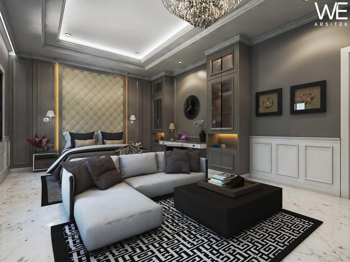 We Arsitek Jh's Residence - Classic Style Medan, Kota Medan, Sumatera Utara, Indonesia Medan, Kota Medan, Sumatera Utara, Indonesia Masterbed Klasik 45814