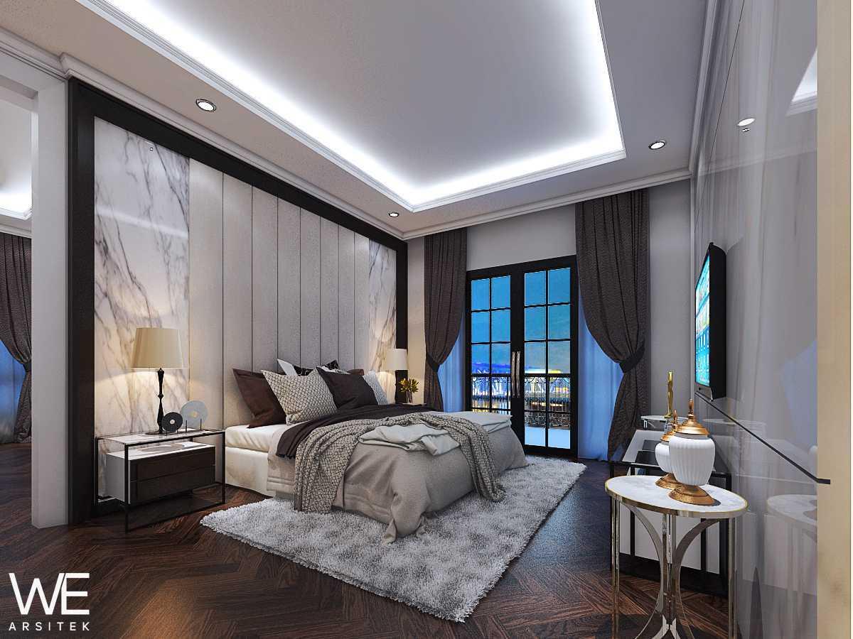 We Arsitek Wh's Residence - Contemporary Style Medan, Kota Medan, Sumatera Utara, Indonesia Medan, Kota Medan, Sumatera Utara, Indonesia Master Bedroom  45824