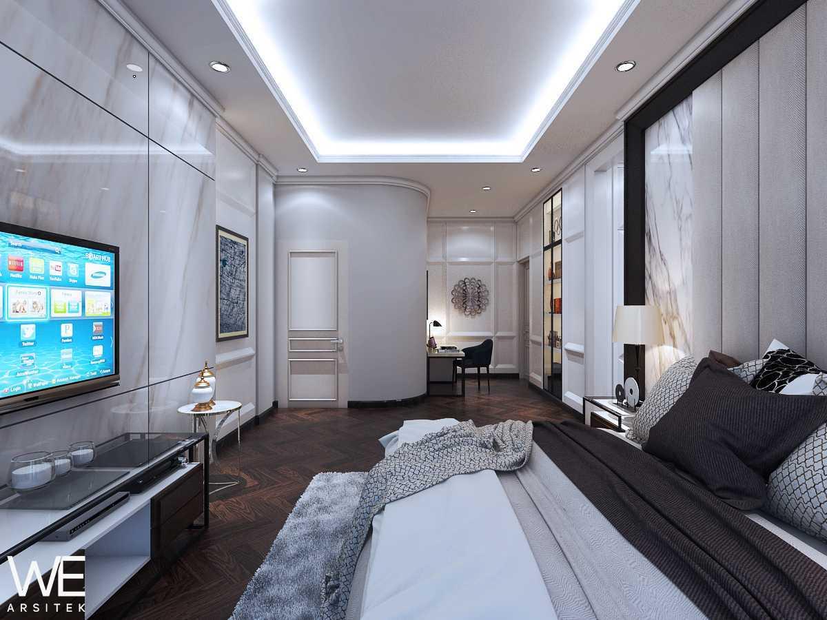 We Arsitek Wh's Residence - Contemporary Style Medan, Kota Medan, Sumatera Utara, Indonesia Medan, Kota Medan, Sumatera Utara, Indonesia Master Bedroom  45826