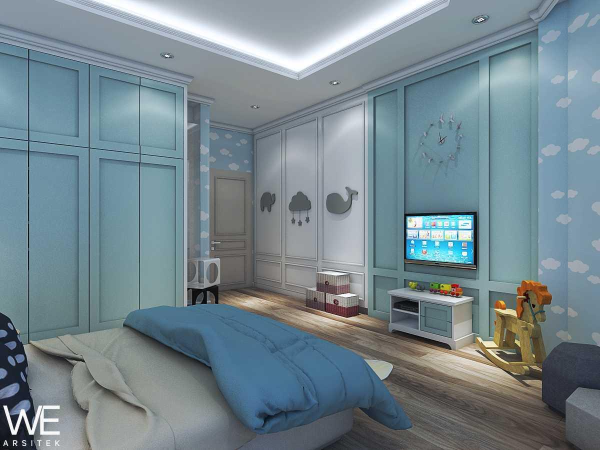 We Arsitek Wh's Residence - Contemporary Style Medan, Kota Medan, Sumatera Utara, Indonesia Medan, Kota Medan, Sumatera Utara, Indonesia Kids Bedroom  45830