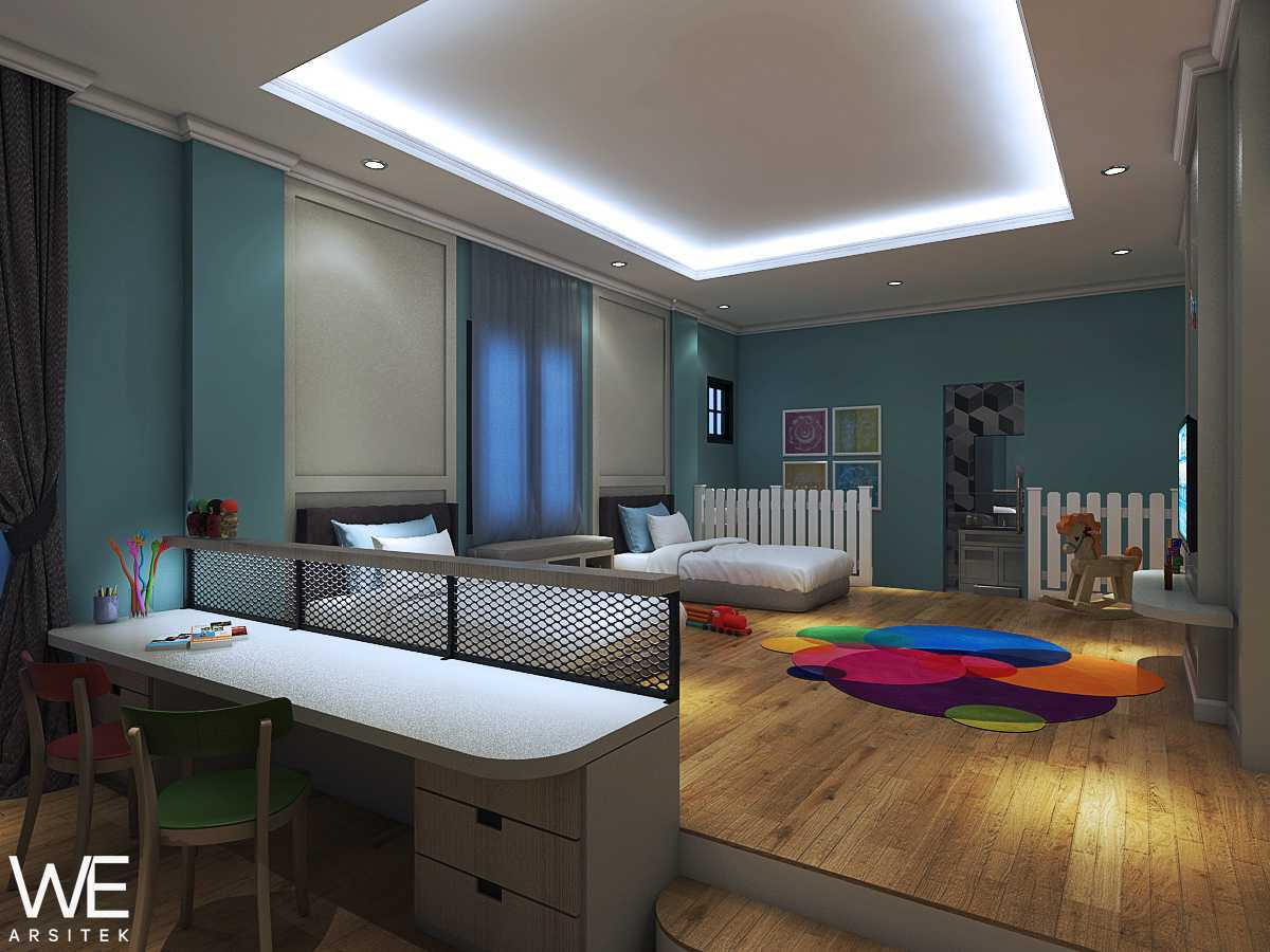 We Arsitek Wh's Residence - Contemporary Style Medan, Kota Medan, Sumatera Utara, Indonesia Medan, Kota Medan, Sumatera Utara, Indonesia Kids Bedroom  45833