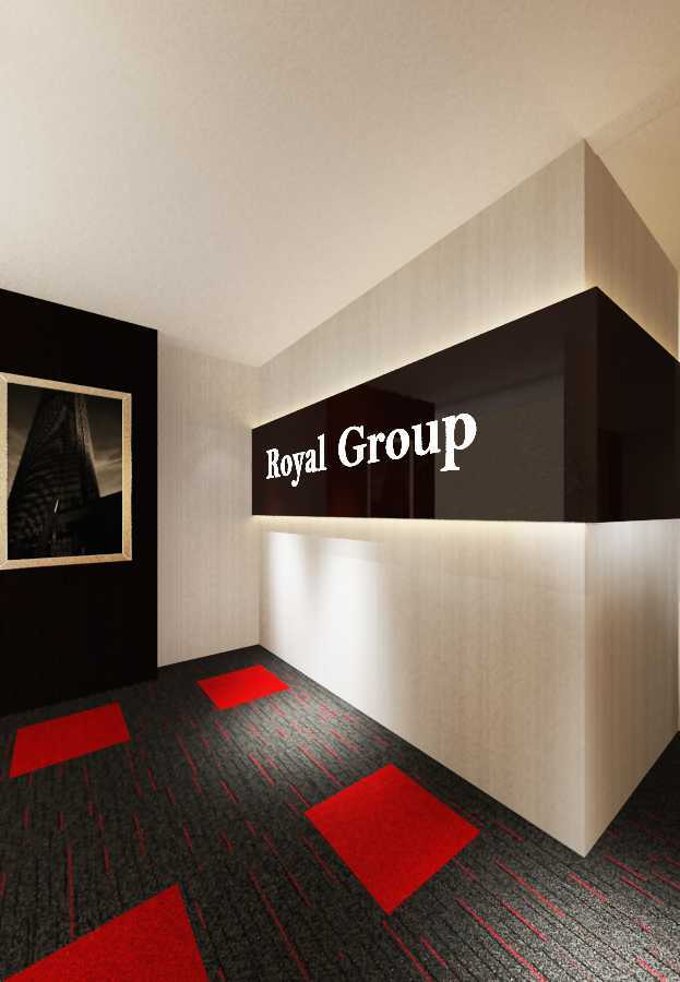 Kimha Office Royal Group Jakarta Jakarta Foyer1 Modern 28695