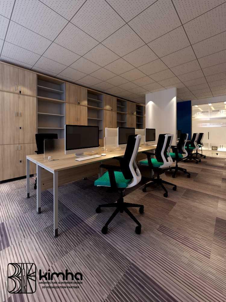 Kimha Office Ose Jakarta Jakarta Office-Pt-Optima-Working-Area Minimalis 28726