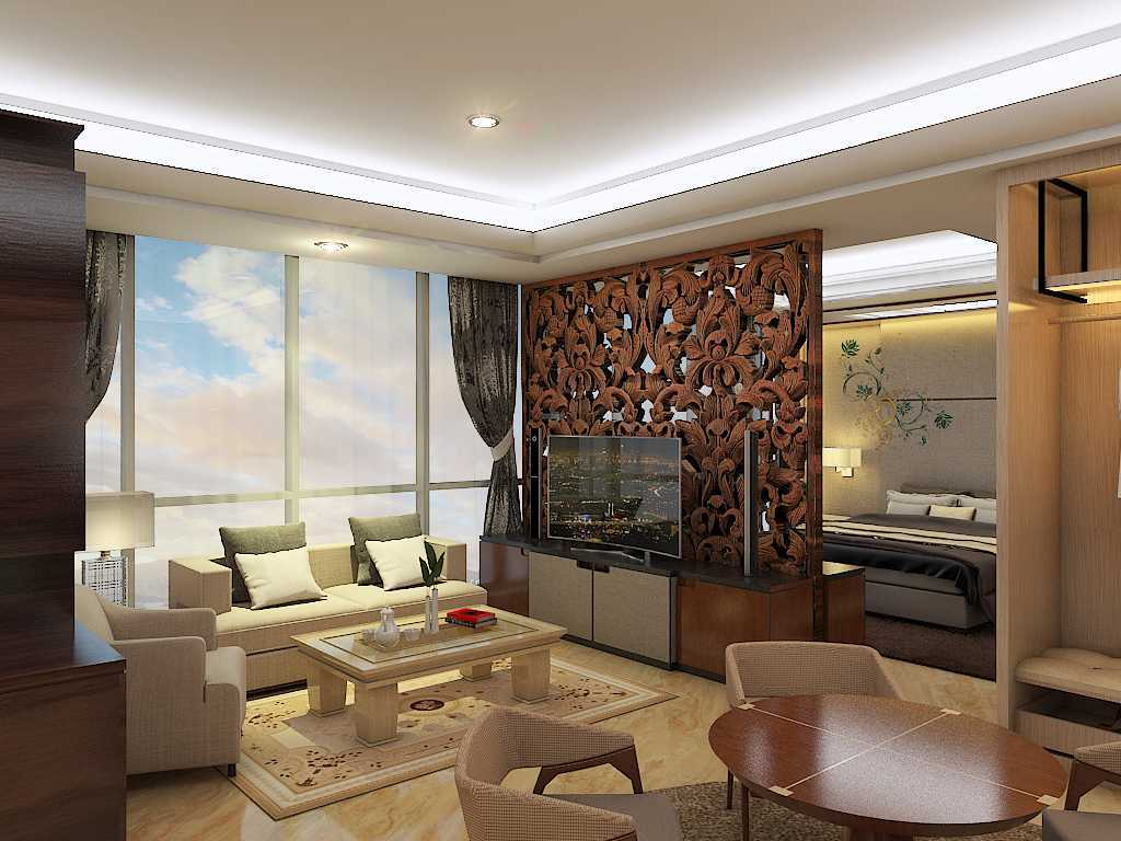 Casanova Interior President Suite Batam, Batam City, Riau Islands, Indonesia Batam Living-2 Modern 28935