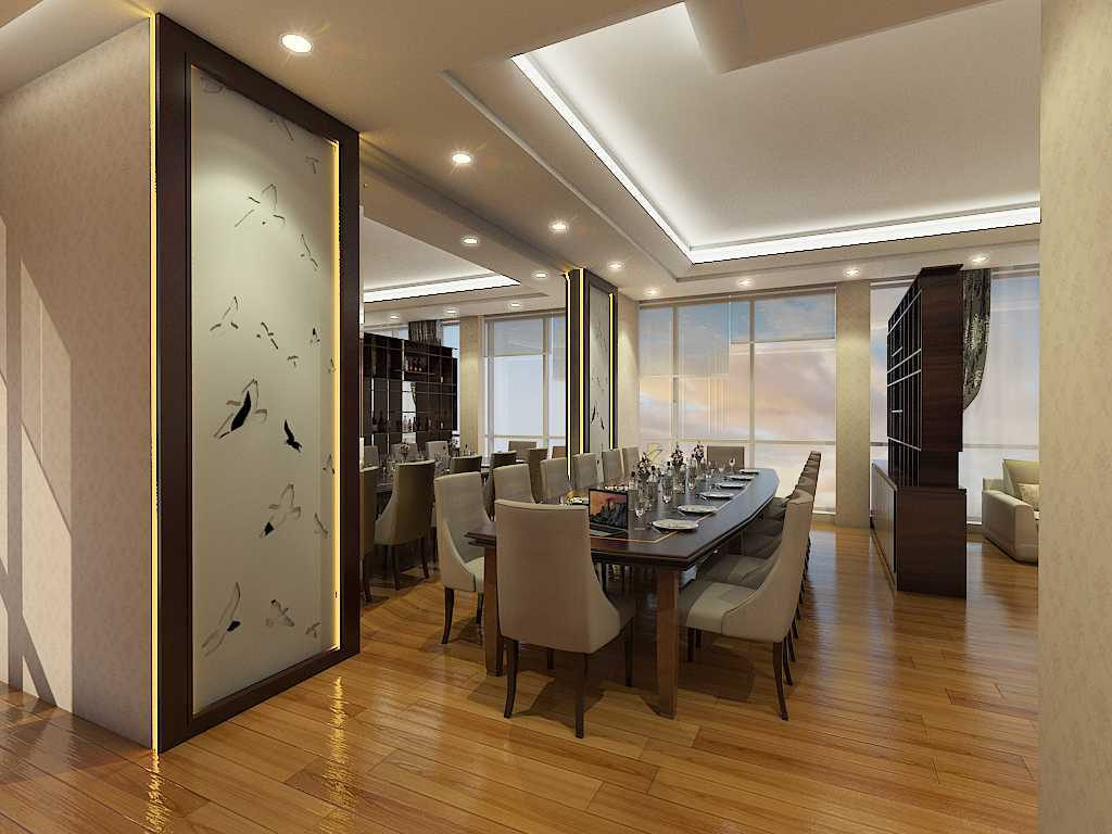 Casanova Interior President Suite Batam, Batam City, Riau Islands, Indonesia Batam Meeting-Room Modern 28939