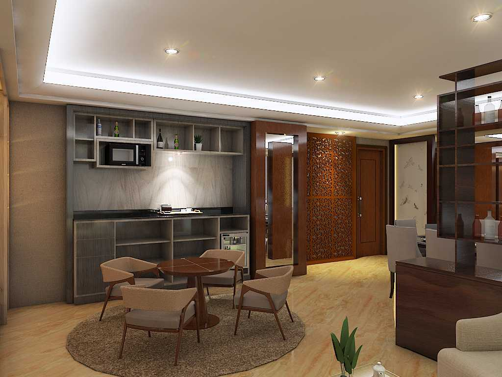 Casanova Interior President Suite Batam, Batam City, Riau Islands, Indonesia Batam Pantry Modern 28940