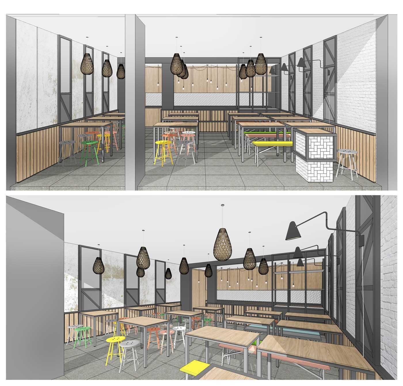 Fabdesain S_Cafe Jakarta, Daerah Khusus Ibukota Jakarta, Indonesia Jakarta, Daerah Khusus Ibukota Jakarta, Indonesia Interior Details Modern 40514