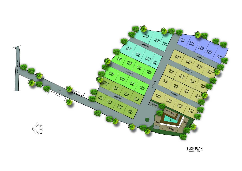 Agung Raka Balangan Villa Bali Bali Blok-Plan Kontemporer,modern 28910