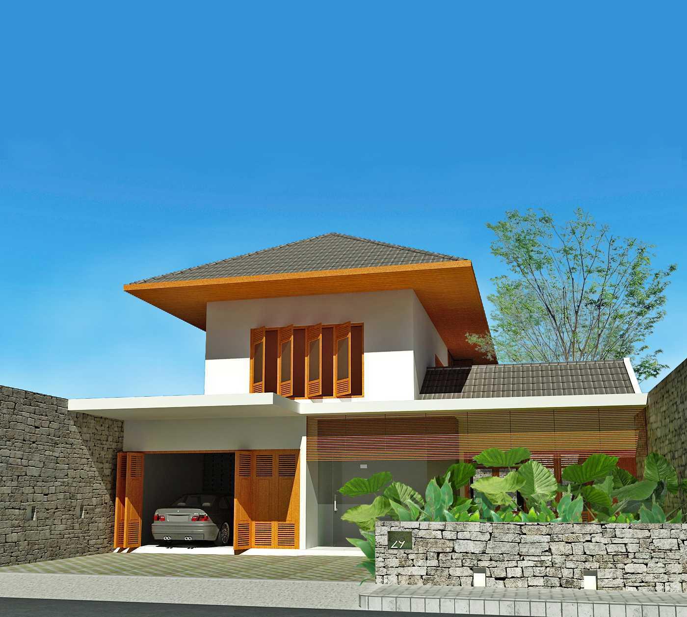 Rerupa Architecture Gito Gati House Yogyakarta, Yogyakarta City, Special Region Of Yogyakarta, Indonesia Yogyakarta City, Special Region Of Yogyakarta, Indonesia Fix-Arief-11D  32782