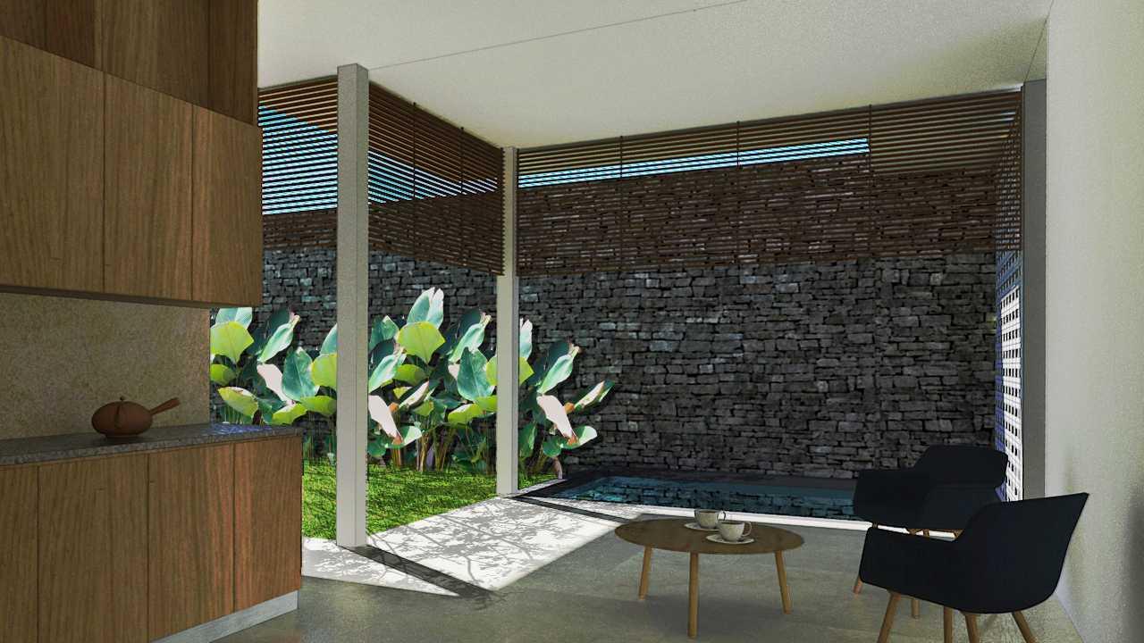 Rerupa Architecture Gito Gati House Yogyakarta, Yogyakarta City, Special Region Of Yogyakarta, Indonesia Yogyakarta City, Special Region Of Yogyakarta, Indonesia 170531Rumah-Arief1-Ex1  32783