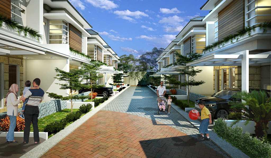 Gt Atelier Grand Andara Jakarta Selatan Jakarta Selatan Perspektif-Koridor-Grand-Andara  28955