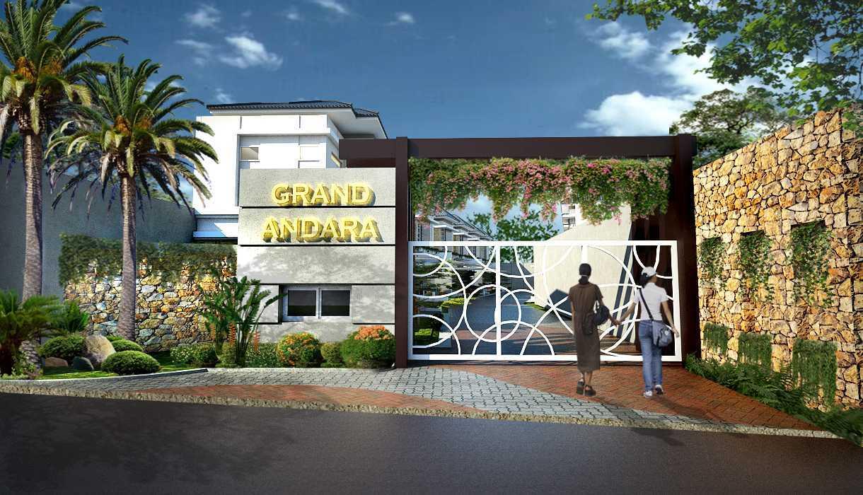 Gt Atelier Grand Andara Jakarta Selatan Jakarta Selatan Main-Gate-Grand-Andara  28956