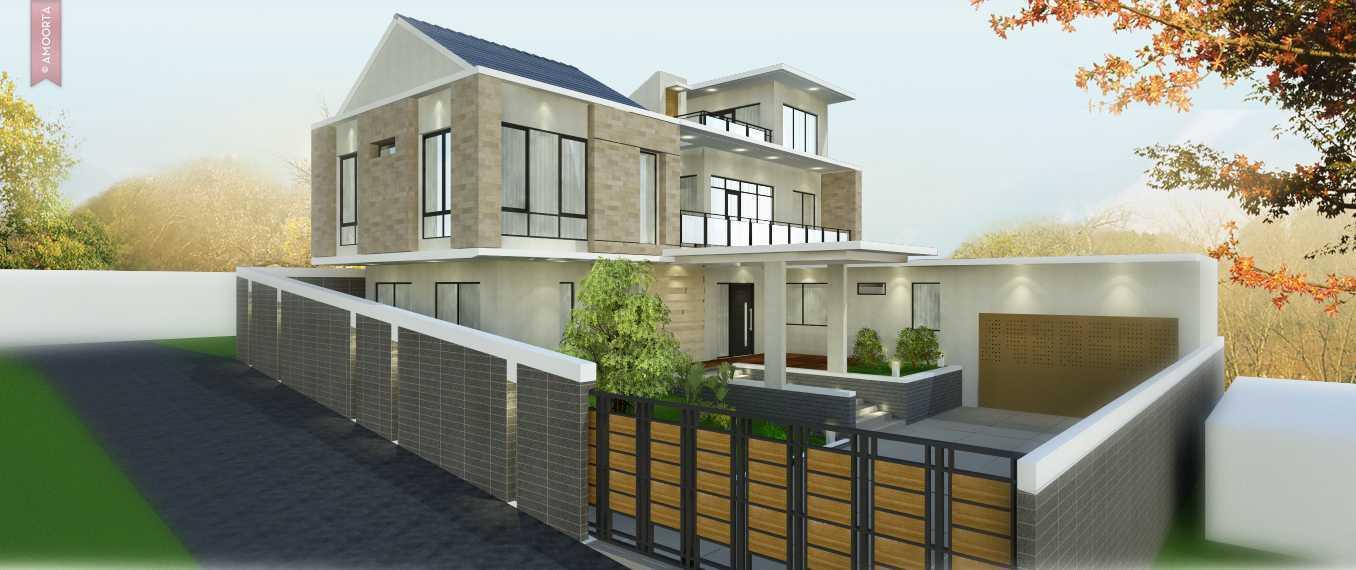 Amorta Design Studio Rumah F Manokwari Manokwari 20140729-Rumah-F-02-Atap-Pelana  29369