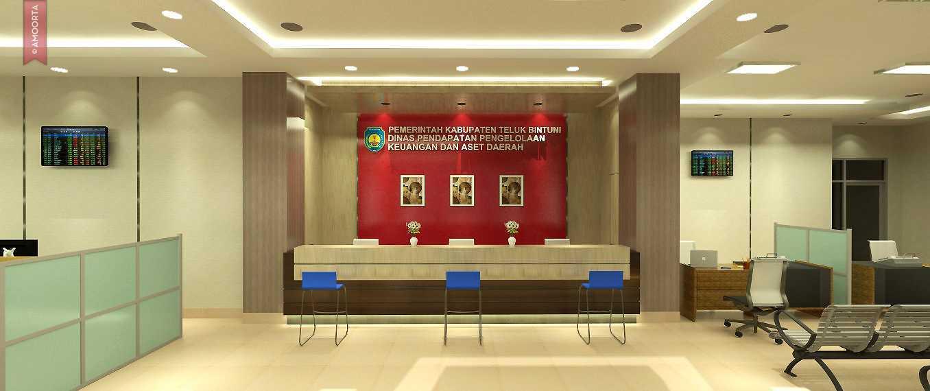 Amorta Design Studio Interior Dinas Pendapatan Teluk Bintuni Teluk Bintuni Papua Teluk Bintuni Papua 20141114-Ruang-Pelayanan-Dinas-Pendapatan-Teluk-Bintuni-1  29398