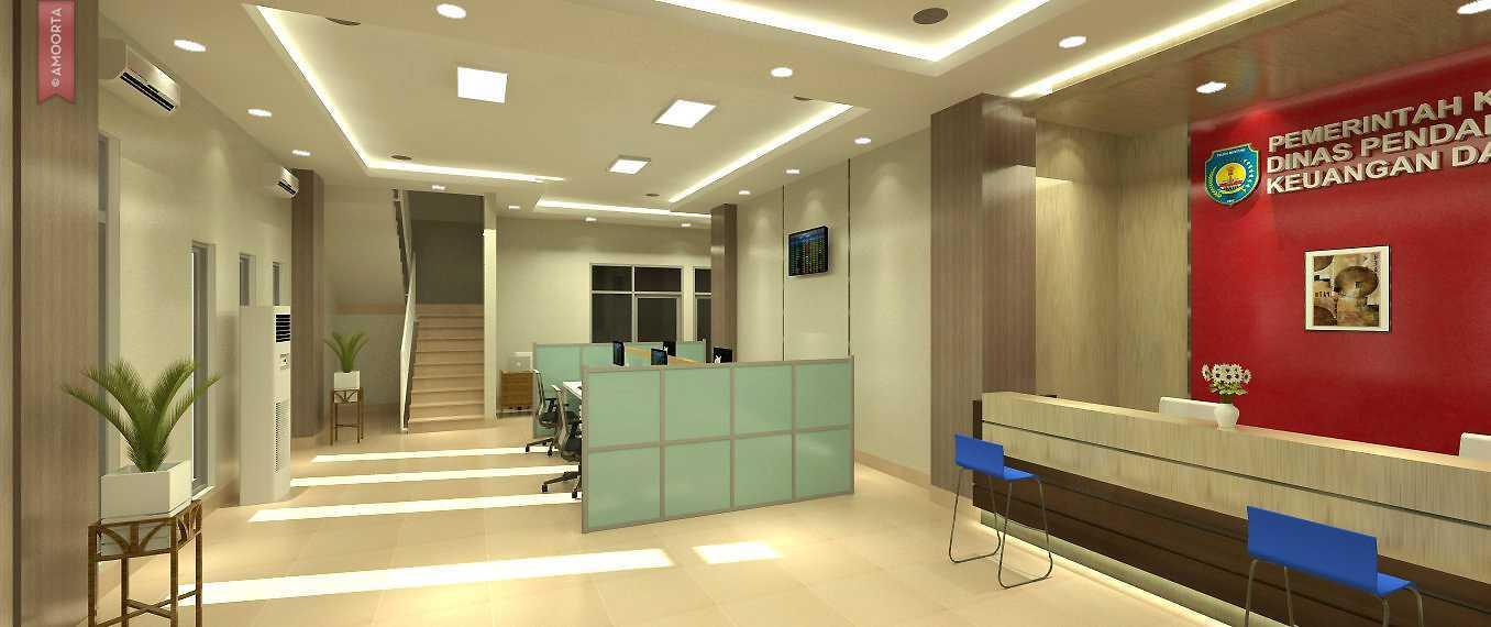 Amorta Design Studio Interior Dinas Pendapatan Teluk Bintuni Teluk Bintuni Papua Teluk Bintuni Papua 20141114-Ruang-Pelayanan-Dinas-Pendapatan-Teluk-Bintuni-2  29399