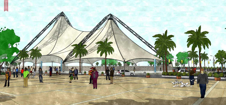 Amorta Design Studio Arena Pertemuan Oval Teluk Wondama , Papua Teluk Wondama , Papua 20130629-Arena-Pertemuan-Oval-Teluk-Wondamawb-07  29418