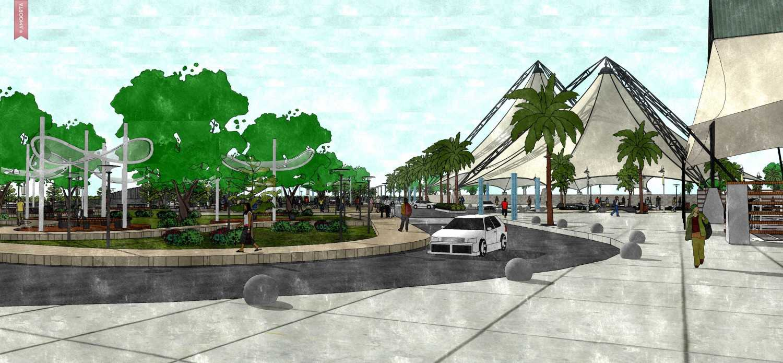 Amorta Design Studio Arena Pertemuan Oval Teluk Wondama , Papua Teluk Wondama , Papua 20130629-Arena-Pertemuan-Oval-Teluk-Wondamawb-08  29419