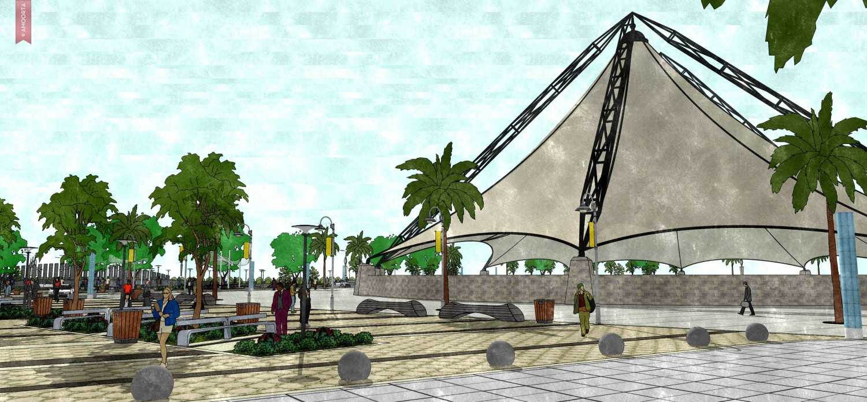 Amorta Design Studio Arena Pertemuan Oval Teluk Wondama , Papua Teluk Wondama , Papua 20130629-Arena-Pertemuan-Oval-Teluk-Wondamawb-09  29420