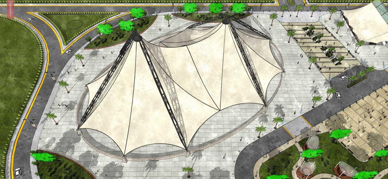 Amorta Design Studio Arena Pertemuan Oval Teluk Wondama , Papua Teluk Wondama , Papua 20130629-Arena-Pertemuan-Oval-Teluk-Wondamawb-10  29421
