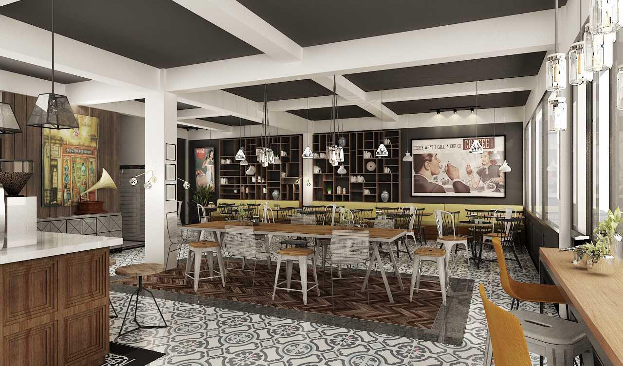 Koma Baccarat Cafe & Lounge Denpasar, Bali Denpasar, Bali Bacarat-Cafe-1 Klasik,industrial,modern 29529