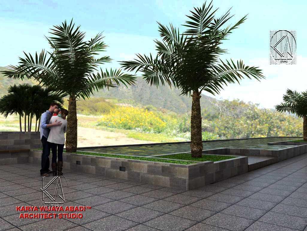 Loudi Wijaya Minimalist Modern Green Hotel Pangandaran, Jawa Barat, Indonesia Pangandaran, Jawa Barat, Indonesia Kwa Archi Studio H.01 Modern 40630