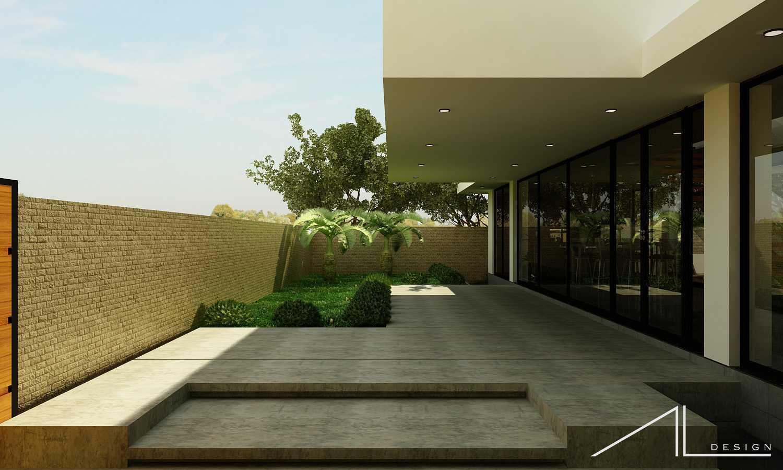 Aldesign The Box House   Terrace Kontemporer 34078