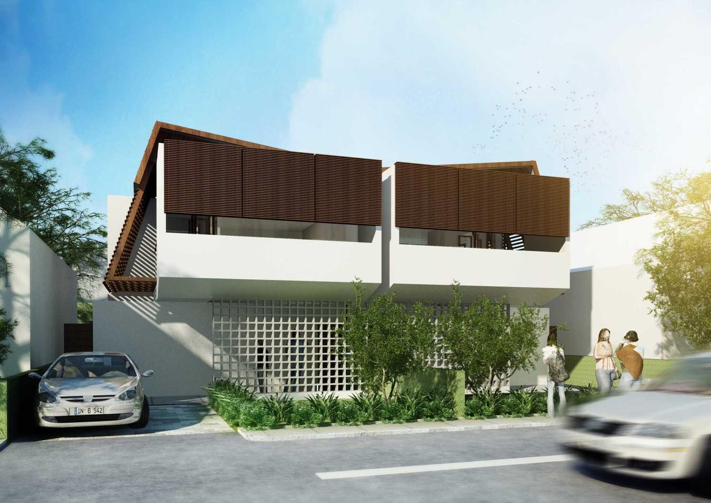Pds (Prasidhanta Design Studio) Provident Housing Pangkal Pinang Pangkal Pinang 002 Modern,tropis 29968