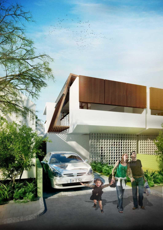 Pds (Prasidhanta Design Studio) Provident Housing Pangkal Pinang Pangkal Pinang Baru-2 Modern,tropis 29971