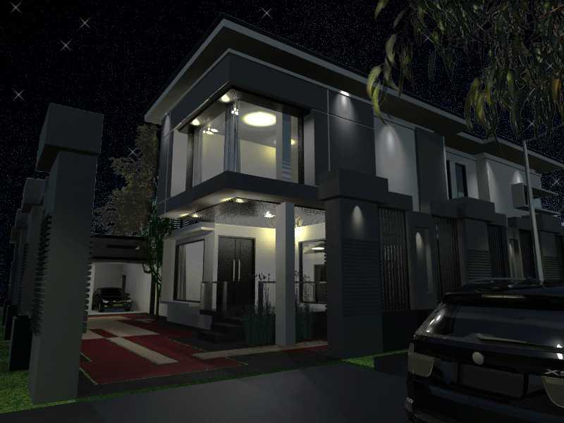 Ade Heru Wirasno Bens Residence Bandar Lampung Bandar Lampung 5-Night8A Modern 30086