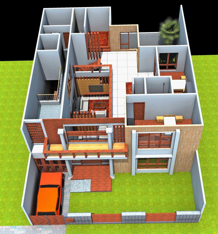 Smarchdesign12 Renovasi Tropis Modern Bekasi, Tambelang, Bekasi, West Java, Indonesia Bekasi, Bekasi City, West Java, Indonesia 2 Tropis 30779
