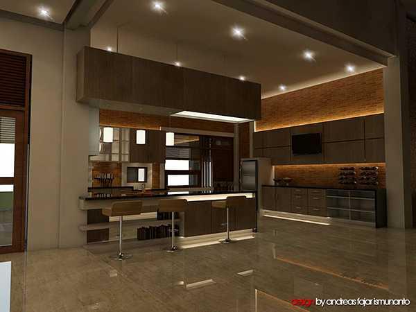 Andreas Fajar Ismunanto Governoor Villa Kabupaten Landak, Kalimantan Barat, Indonesia Kabupaten Landak, Kalimantan Barat, Indonesia Kitchen Room  37989