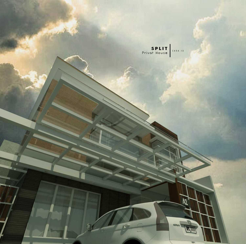 Casa.id Architecture & Design Dyg01 Pekanbaru, Kota Pekanbaru, Riau, Indonesia Pekanbaru, Kota Pekanbaru, Riau, Indonesia Exterior View Contemporary 40564