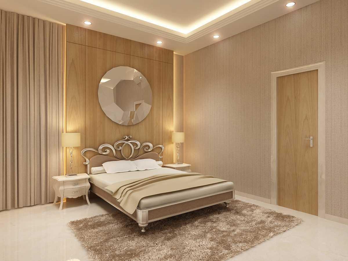 Saka Design Lab Private Residential _ 3 India India Bedroom-4-Rev Kontemporer 35026