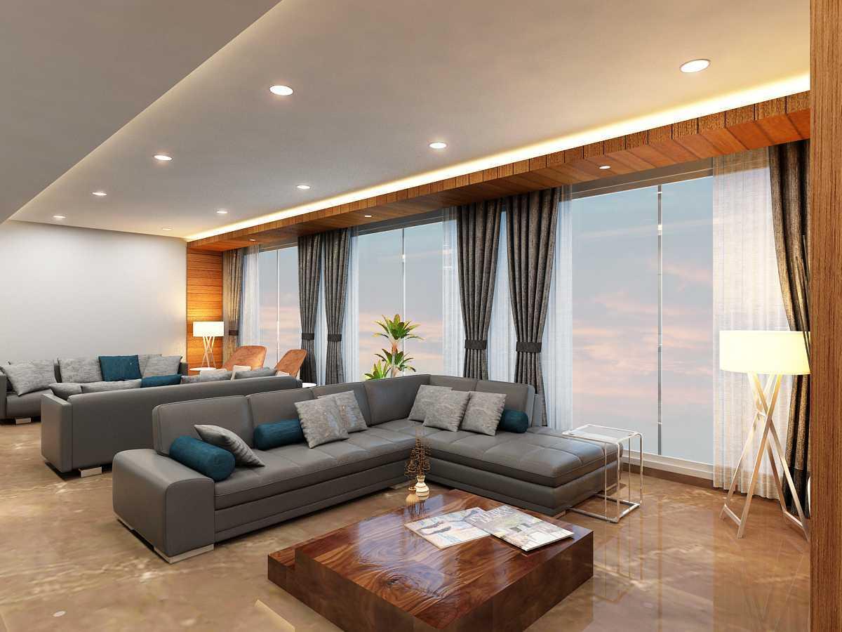 Saka Design Lab Private Residential_Freelance India India C3 Modern,kontemporer 35427