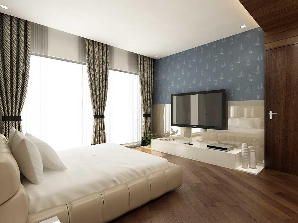 Saka Design Lab Private Residential_Freelance India India Guest-Bed-C1 Modern,kontemporer 35436