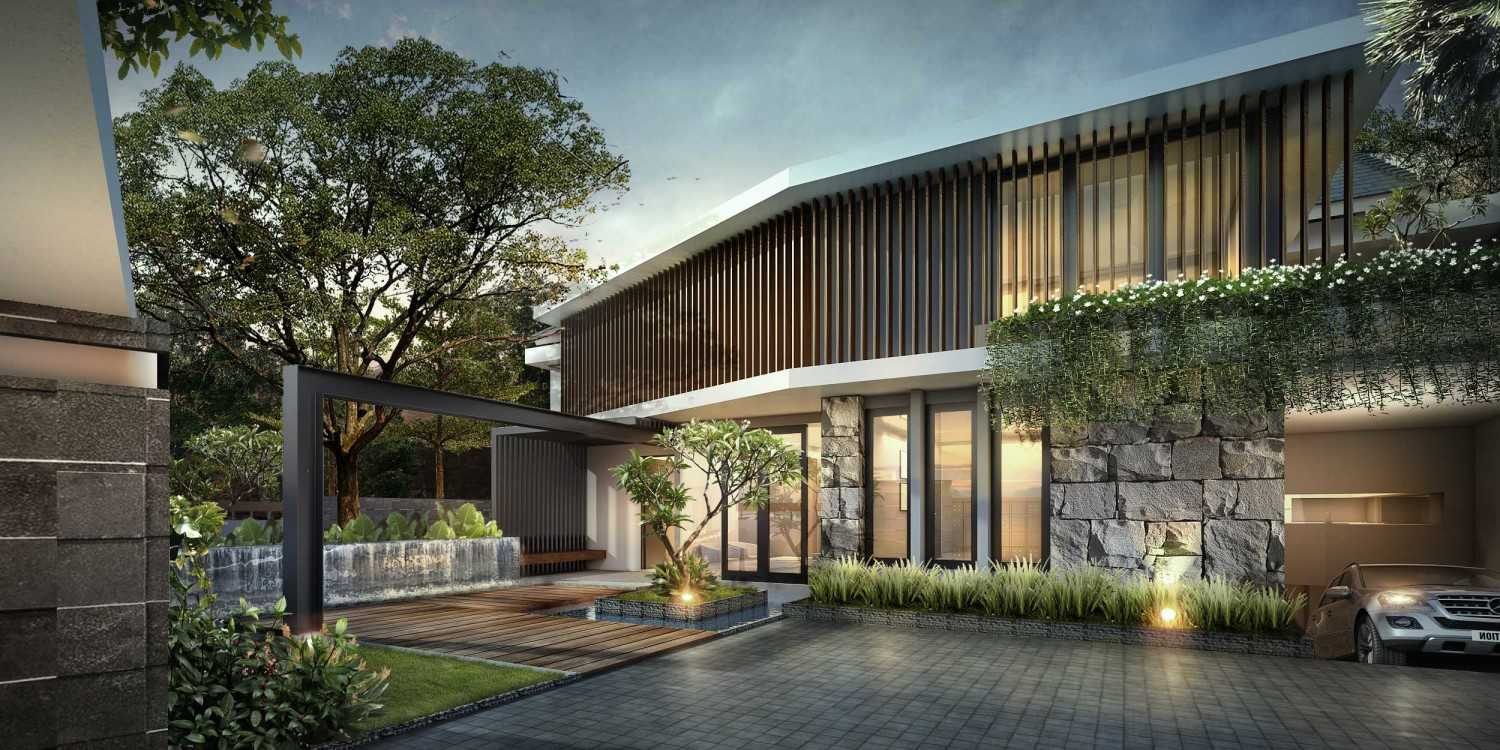 Agung Soejanto Architects Mg House Surabaya City, East Java, Indonesia Surabaya City, East Java, Indonesia  Kontemporer,tropis,modern 31195