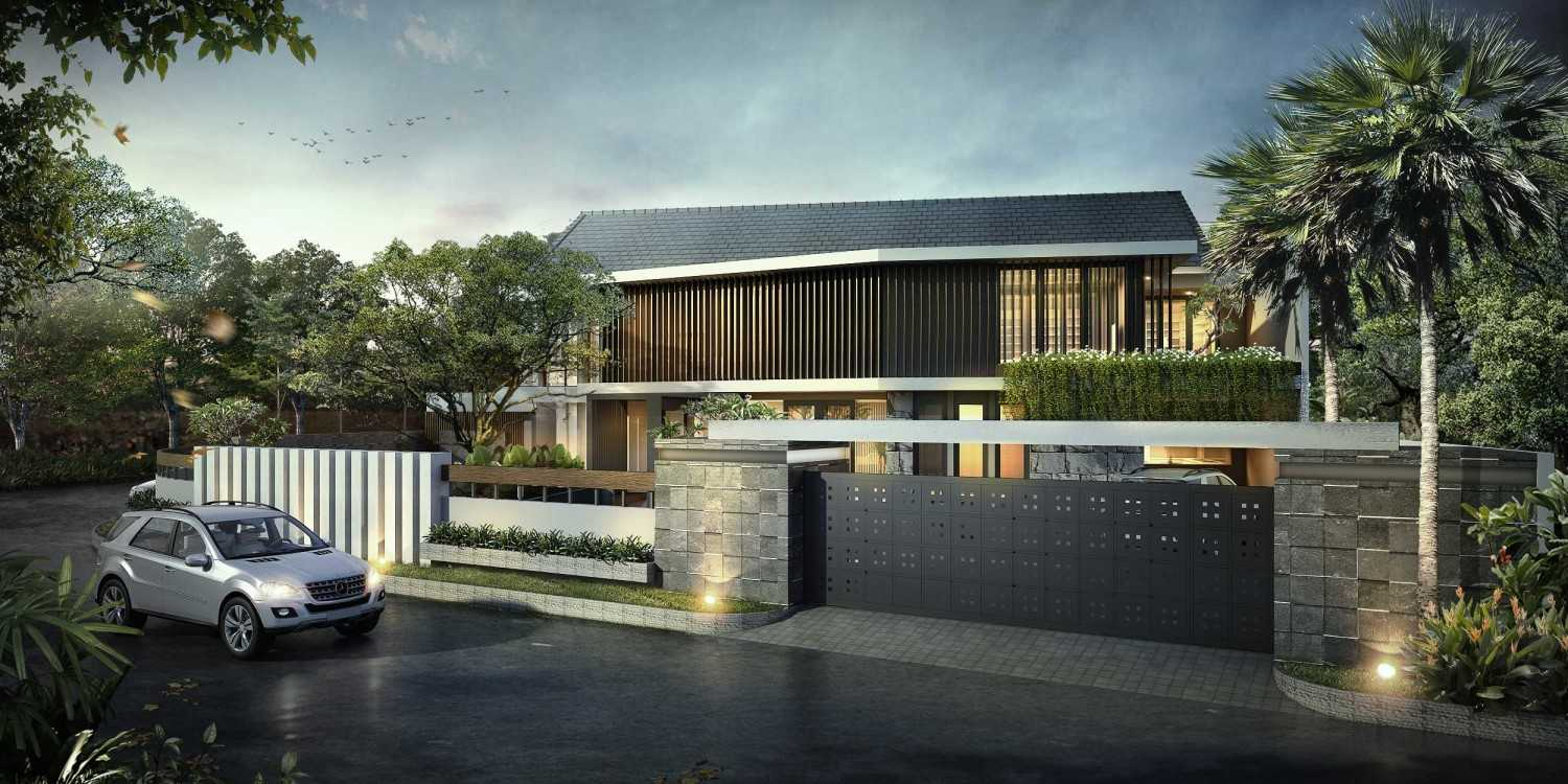 Agung Soejanto Architects Mg House Surabaya City, East Java, Indonesia Surabaya City, East Java, Indonesia  Kontemporer,tropis,modern 31196