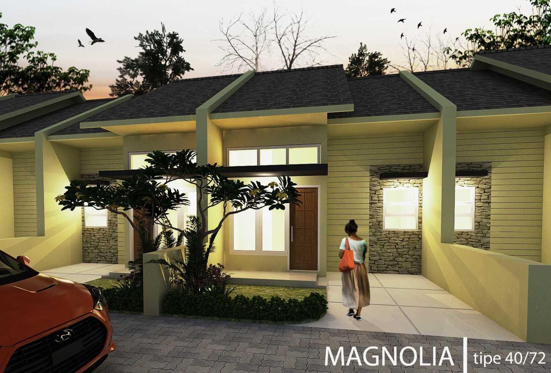 Sekala Cluster Magnolia Gresik, Kec. Gresik, Kabupaten Gresik, Jawa Timur, Indonesia  Rumah Tipe 40/72 Magnolia Modern 38224