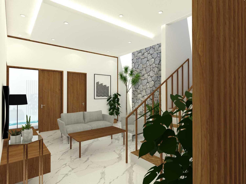 Sekala Interior Rumah Pondok Tjandra Surabaya, Kota Sby, Jawa Timur, Indonesia Surabaya, Kota Sby, Jawa Timur, Indonesia Ruang Keluarga  47284