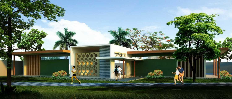 Ardiansyah Basha Clubhouse Modernhill  Pondok Cabe Udik, Pamulang, South Tangerang City, Banten 15418, Indonesia  Front View  32353