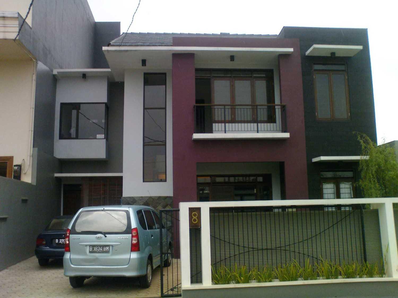 Ardiansyah Basha Da House  Bintaro, Pesanggrahan, South Jakarta City, Jakarta, Indonesia Bintaro, Pesanggrahan, South Jakarta City, Jakarta, Indonesia Tampak Muka Minimalis 32364
