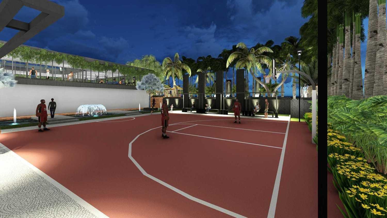 Foto inspirasi ide desain gym modern 431 oleh Samitrayasa Design di Arsitag