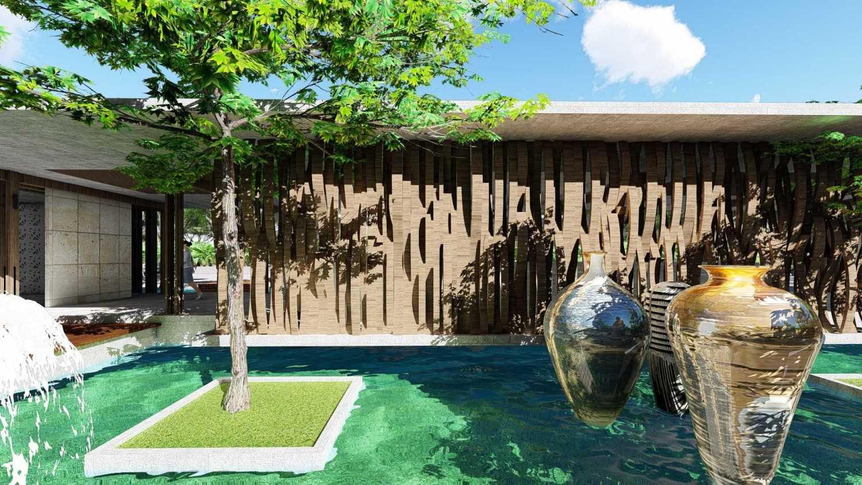 Samitrayasa Design Club House & Driving Range Bogor, Jawa Barat, Indonesia Bogor, Jawa Barat, Indonesia Facade Plays Tropical,tropis 39057