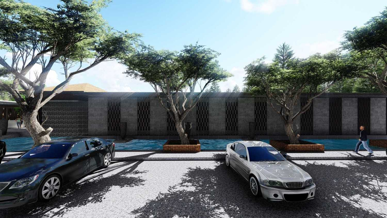Samitrayasa Design Club House & Driving Range Bogor, Jawa Barat, Indonesia Bogor, Jawa Barat, Indonesia Parking Area 3 Tropical,tropis 39075