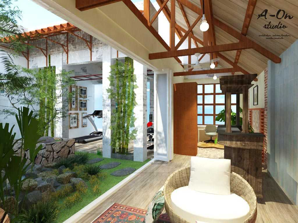 A-On Studio House Of Azwar Setiabudi, South Jakarta City, Jakarta, Indonesia Setiabudi, South Jakarta City, Jakarta, Indonesia Rev2Lt3B251216 Tropis,modern 34730